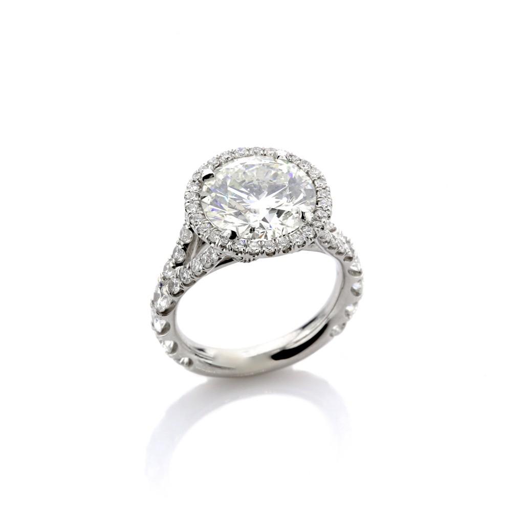 Custom Engagement Rings Atlanta Top Rate Diamonds