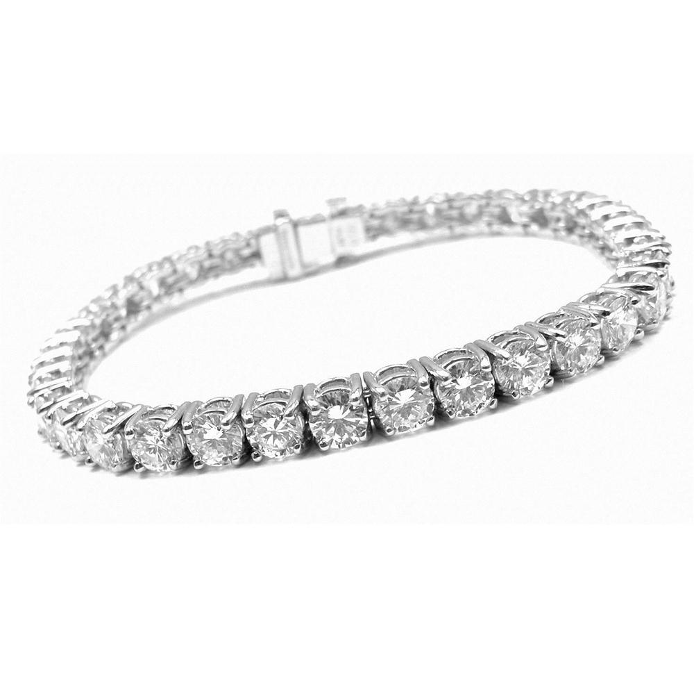 8ct Diamond Tennis Bracelet 10 500